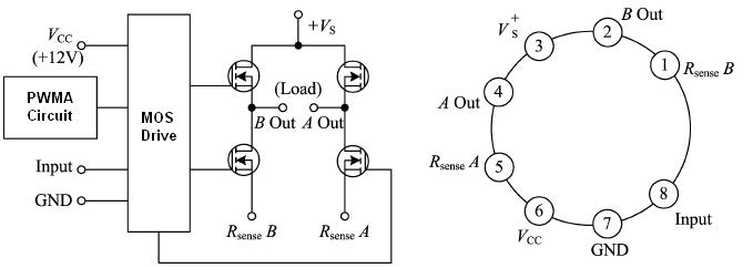 Circuit block diagram