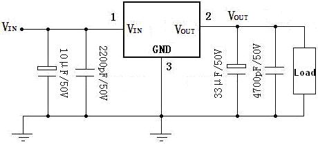 HSK5275 Electrical test line connection diagram