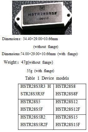 Hi Rel Transient Suppression DC DC Converters